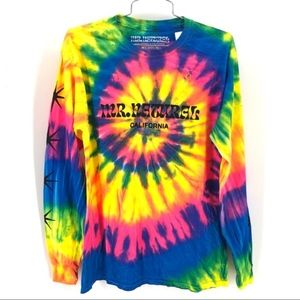 Urban Outfitters Mr. California Tie Dye LS